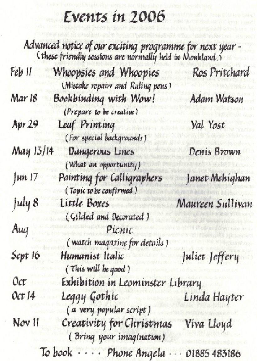 workshops2006