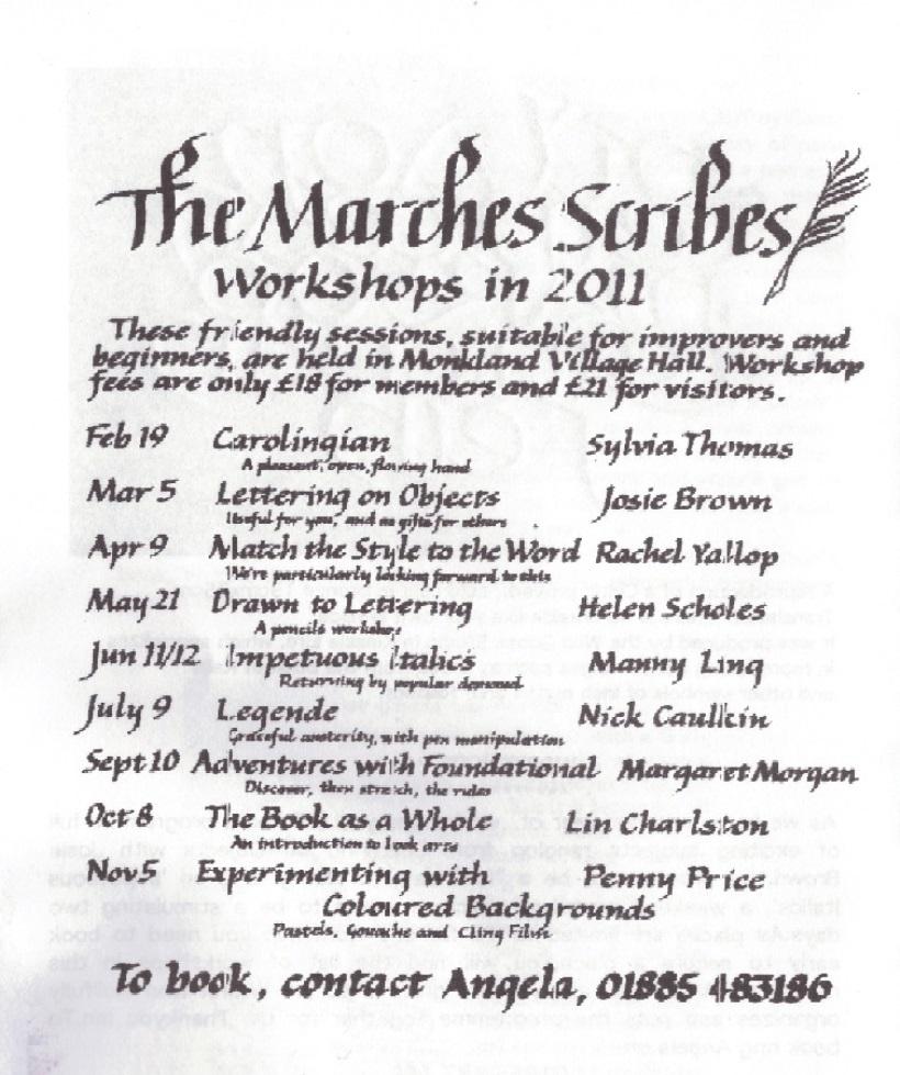 workshops2011